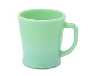 ヴィンテージ ファイヤーキング 50s マグカップ ジェダイ 画像