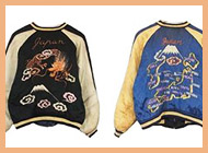 ヴィンテージスカジャン 別珍モデルは高く買取ます! 画像